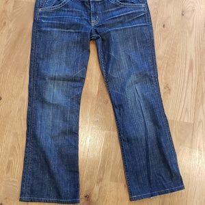 Hudson Jean's flap